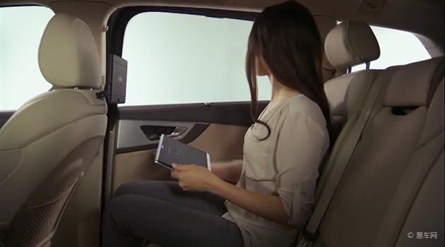 奥迪全新Q7将搭载可移动多媒体设备