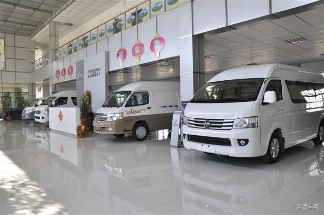 s店目前北汽福田全系车辆现车充足,蒙派克s房车系列如需改装,高清图片