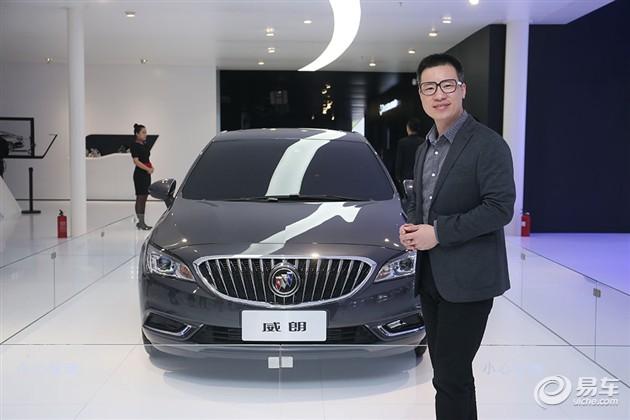 访泛亚汽车技术中心设计部执行副总监黄斌