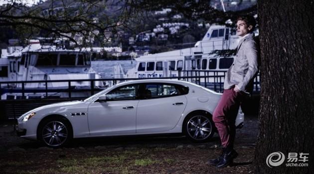 玛莎拉蒂总裁v8轿车 摩登风云极致魅力 高清图片