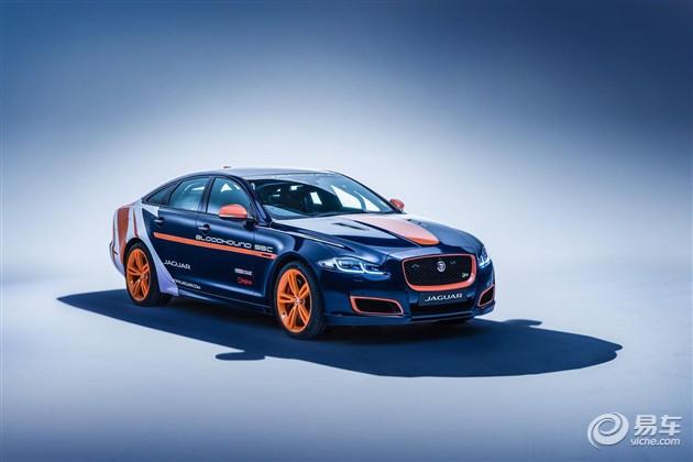 捷豹推XJR特别版车型 将于古德伍德亮相