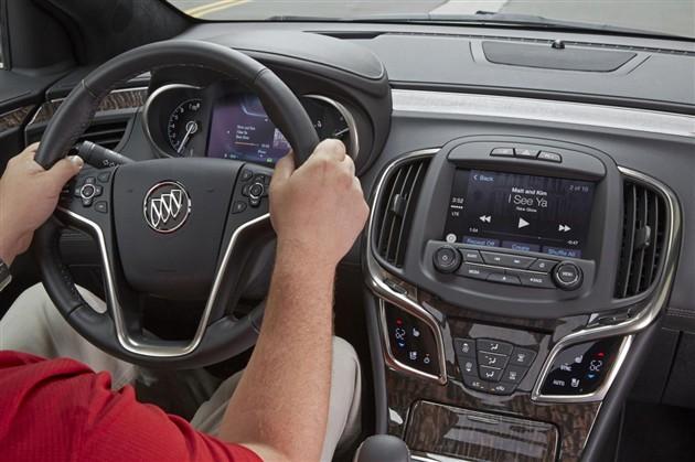别克/GMC将兼容CarPlay和Android Auto