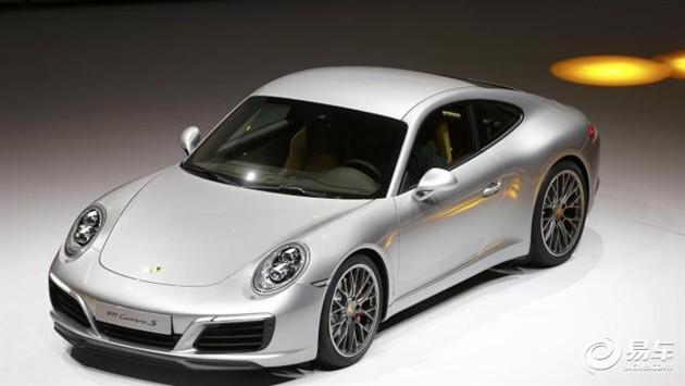 2015法兰克福车展 保时捷新款911正式发布