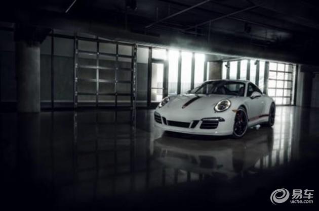 保时捷911 Carrera GTS限量版 4.2秒破百