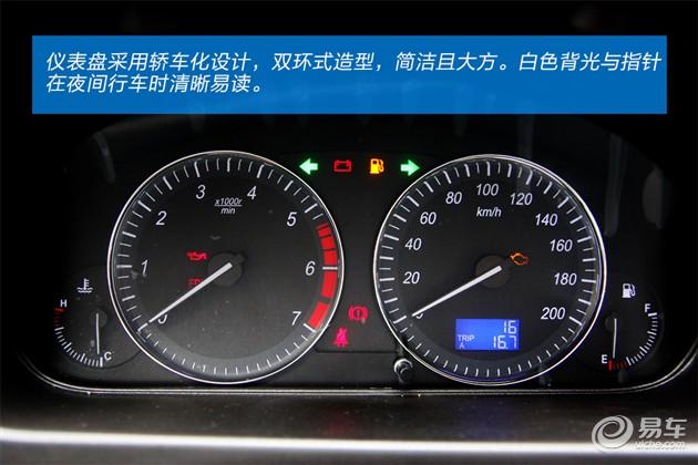 昌河福瑞达倒车影像接线安装图解-家用经济MPV新贵,昌河福瑞达M高清图片