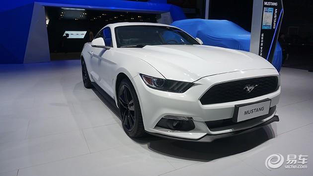 福特中国携旗下车型亮相2015杭州国际车展