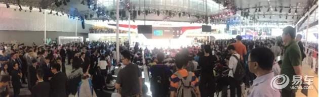 东风Honda携全新一代艾力绅亮相广州车展