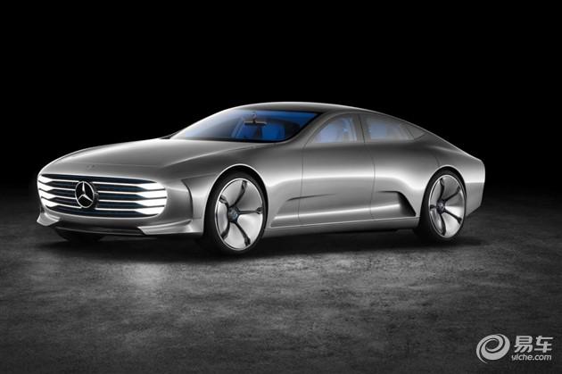 奔驰打造全新EVA平台 首推四款电动车