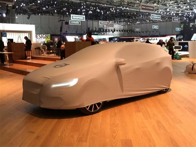 2016日内瓦车展探馆沃尔沃新款V40