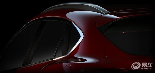 马自达CX-4将首秀北京车展 或年内上市