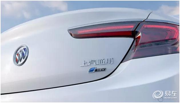 全新一代君越全混动车型将于4.18震撼亮相