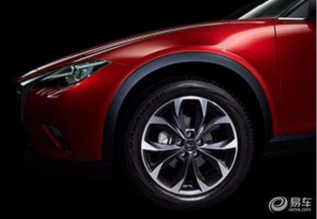 马自达未来派轿跑SUV CX-4助力全员加速中