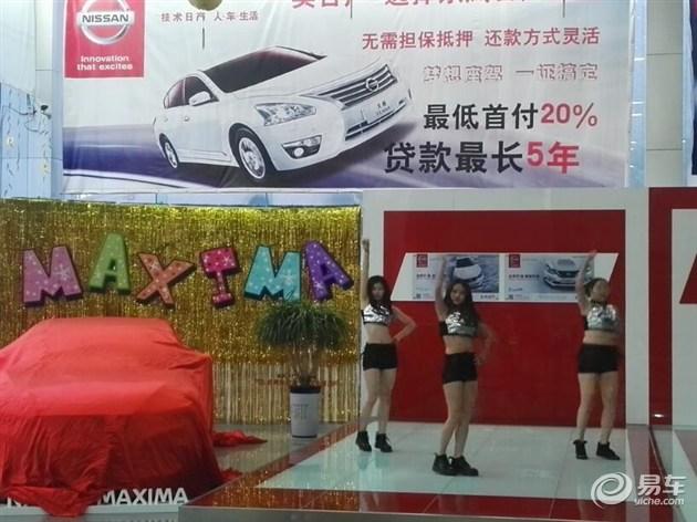 东风日产济宁华源专营店西玛已到店