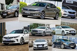 减税+优惠?小排量合资中/中大型轿车调查