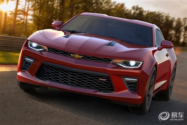 雪佛兰全新Camaro将引入国内 或年内上市