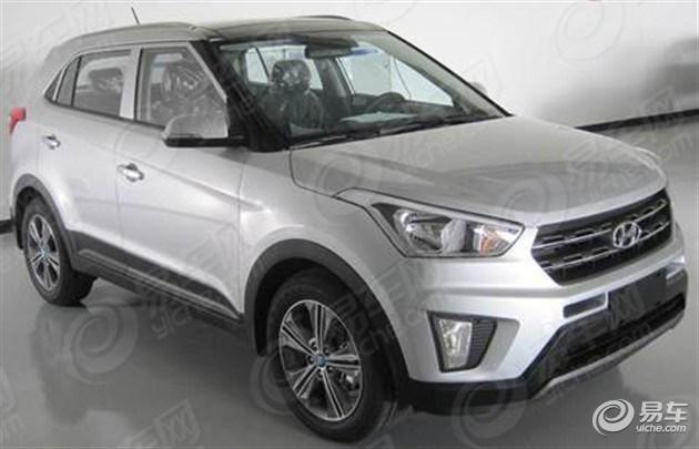北京现代ix25 1.6T车型或于2016年内上市