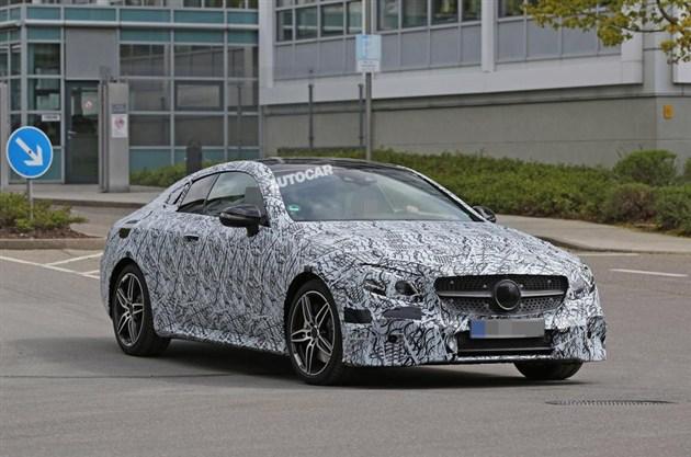 明年春季发售 全新E Coupe亮相底特律车展