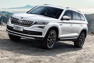 柯迪亚克轿跑SUV将成现实 针对中国市场