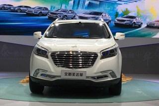 华泰圣达菲新增四款车型 售价7.18万元起