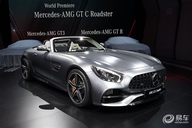 AMG GT车系将添新成员 将于2017年亮相