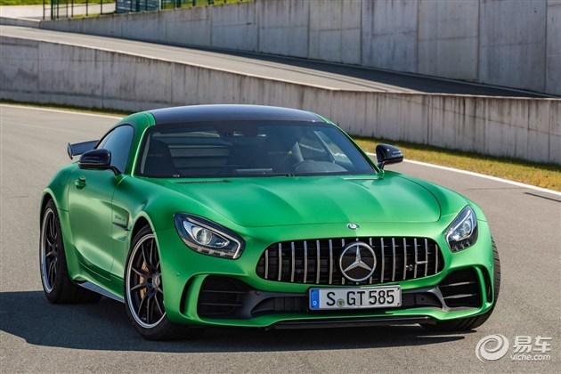 AMG GT R或2017年3月入华 或售220万元