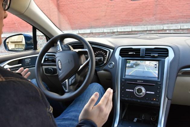 28万享受半自动驾驶 体验2017款新蒙迪欧