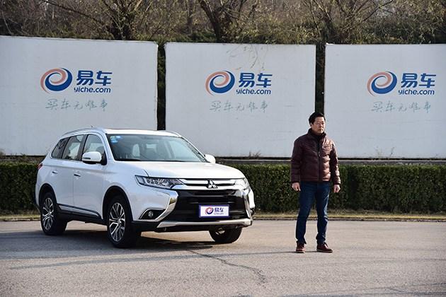 真正的全能型SUV 中谷评国产欧蓝德