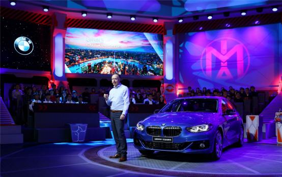 全新BMW  1系为独立自我的年轻人而来