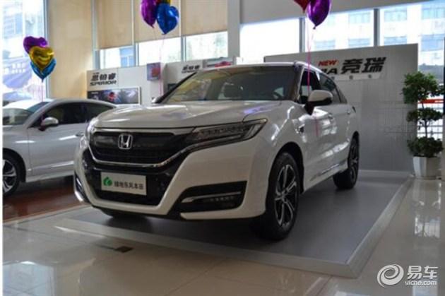 东本全新SUV旗舰UR-V南昌绿地到店