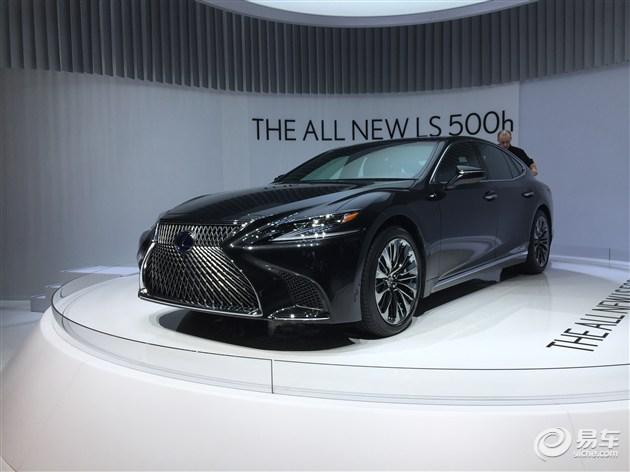 雷克萨斯全新LS 500h日内瓦车展发布
