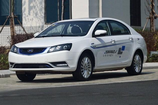 吉利新帝豪EV-3月9日上市 补贴后或售13.98万起