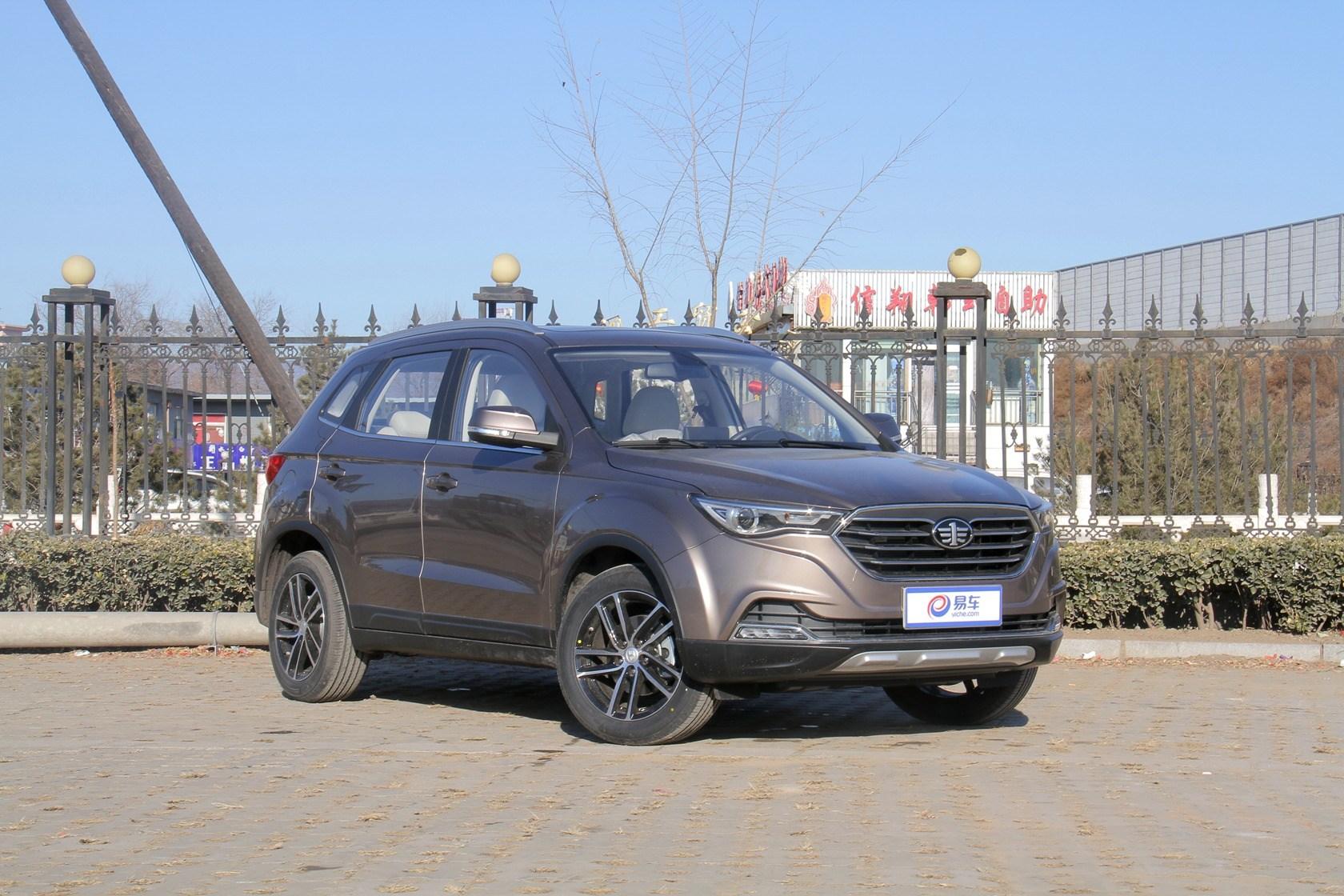 小型SUV又添新军 一汽奔腾X40竞争力分析