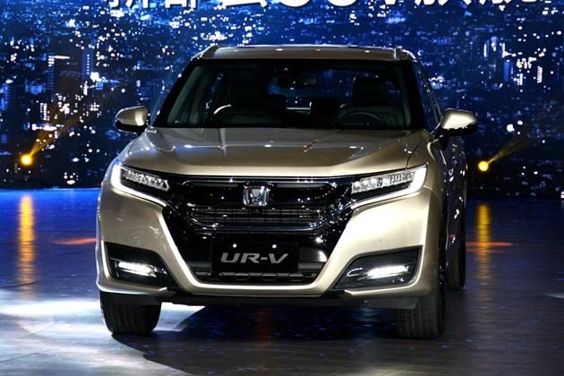 东风本田UR-V正式上市 售价24.68-32.98万元