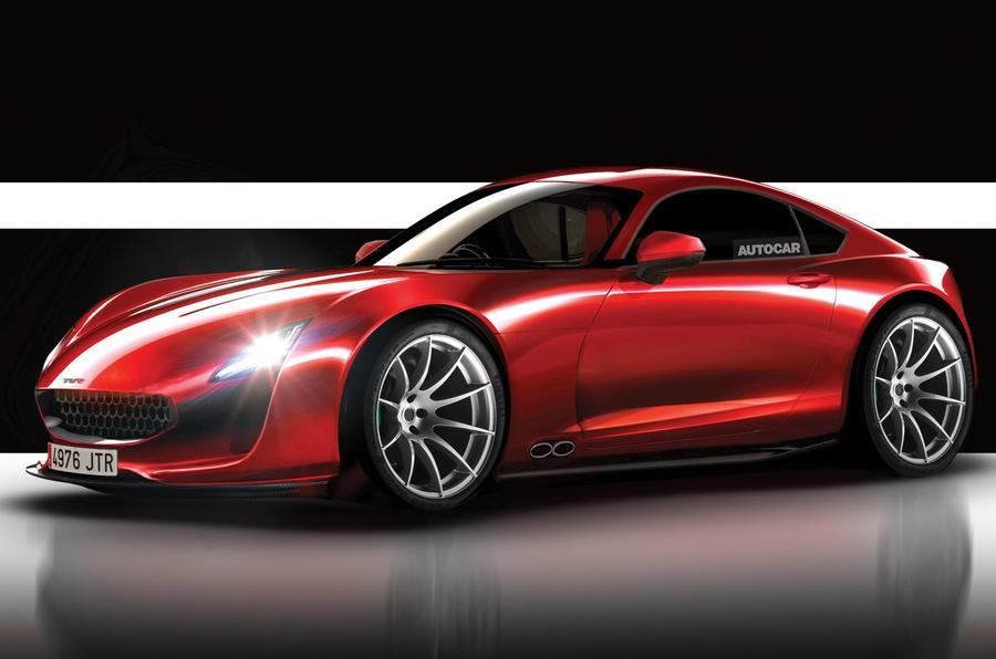 英国TVR秘密发布新款跑车 售价9万英镑/明年秋上市