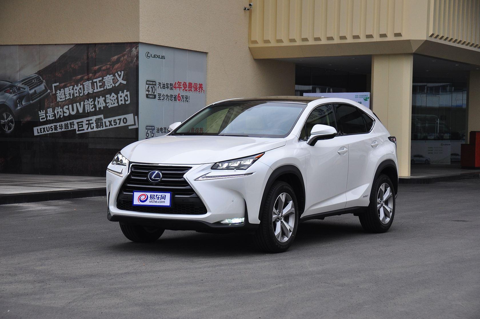 雷克萨斯宣布上海车展阵容 新NX领衔/LS 500h亚洲首发