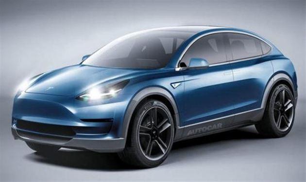 特斯拉Model Y细节曝光 定位紧凑SUV/或延后上市