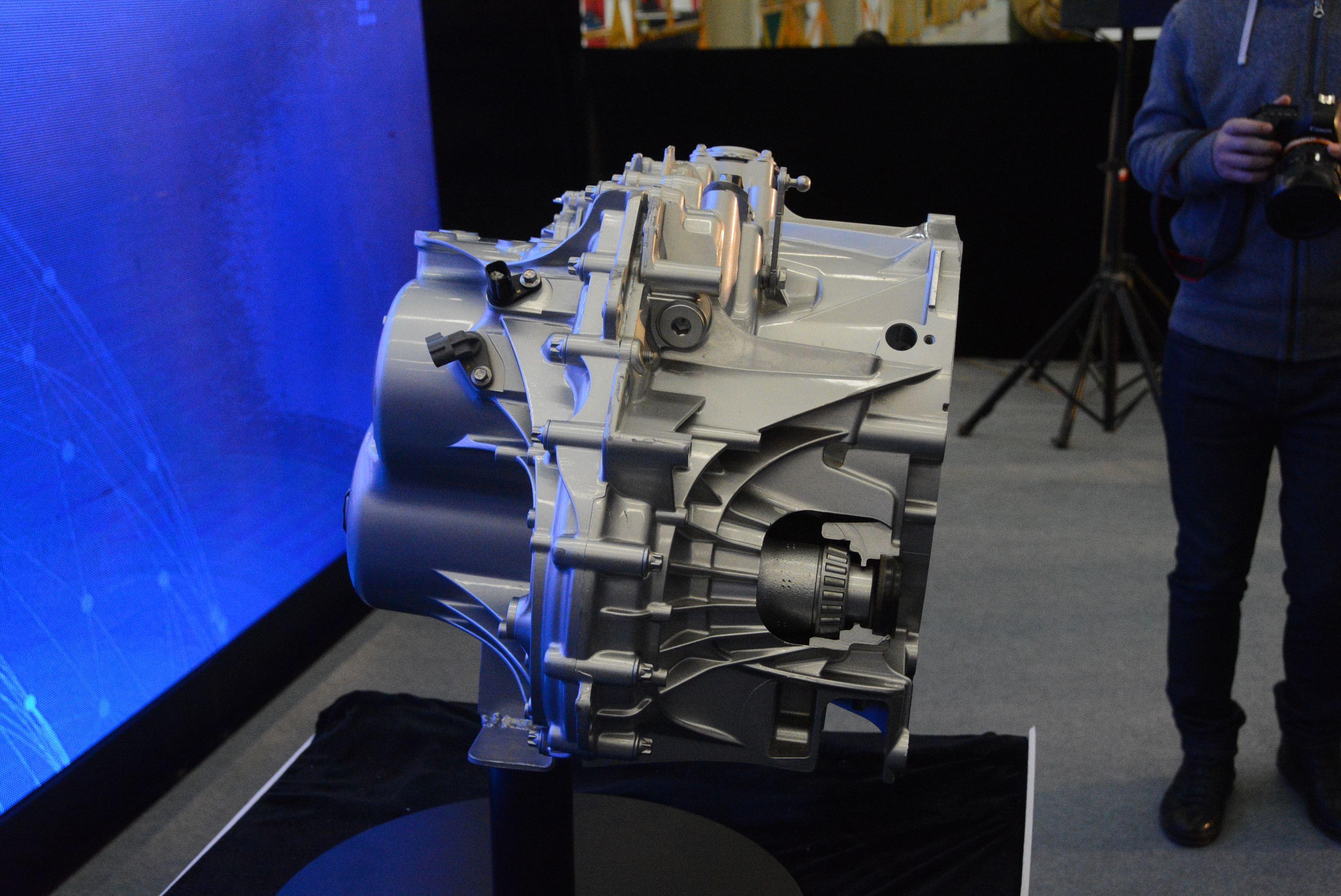奇瑞新双离合变速箱 与国内最高热效率发动机搭配?
