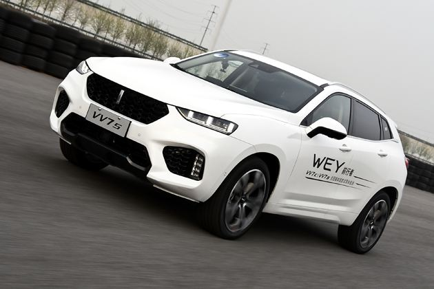 试驾长城WEY VV7 SUV 做自主品牌的NO.1