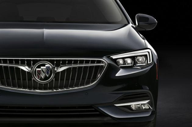 新君威GS动力信息泄露 搭3.6L V6发动机