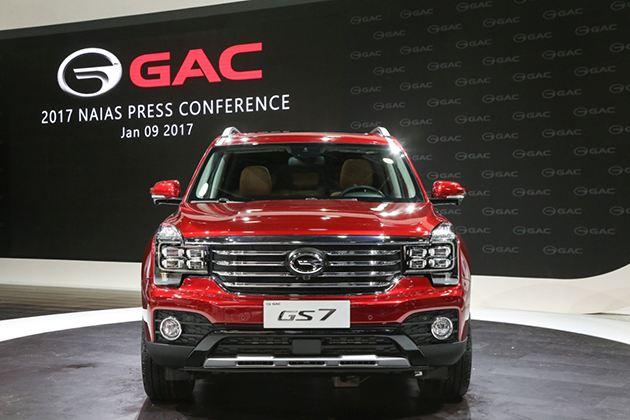 广汽传祺公布上海车展阵容 新款GA8/GA3S PHEV上市