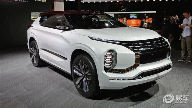 三菱上海车展阵容公布 GT-PHEV概念车/eX概念车