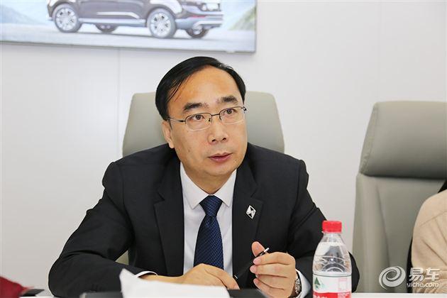 2017上海车展访宝沃汽车(中国)有限公司副总裁贾亚权