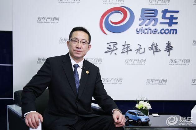 刘洪波:森雅R7智能网联版