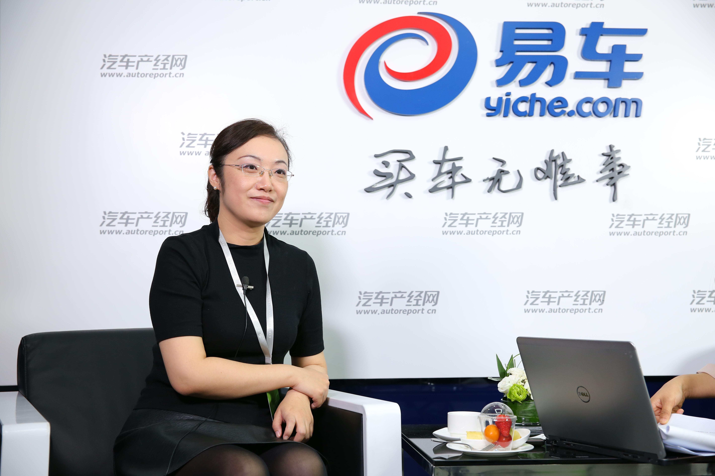 刘美玲:东风风神推年轻化