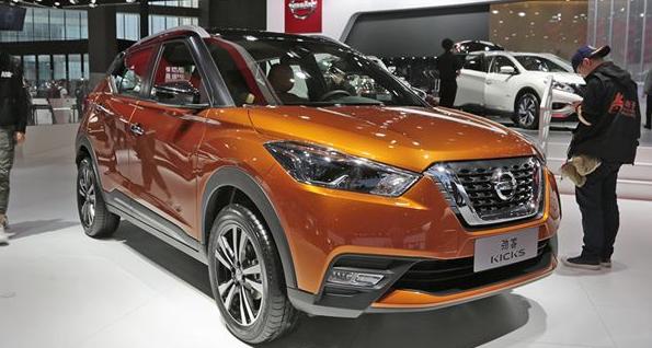 东风日产劲客将于7月正式上市 定位小型SUV