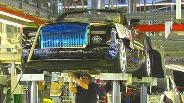 劳斯莱斯豪车生产揭秘