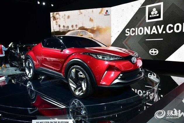 丰田小型SUV信息曝光 2018年中旬投产