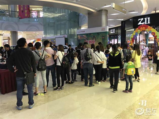 4月29日广汽三菱交通安全行活动(郑州站)
