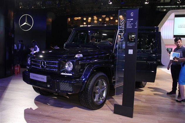 奔驰新款G级上市 售132.9-179.8万元 推柴油车型