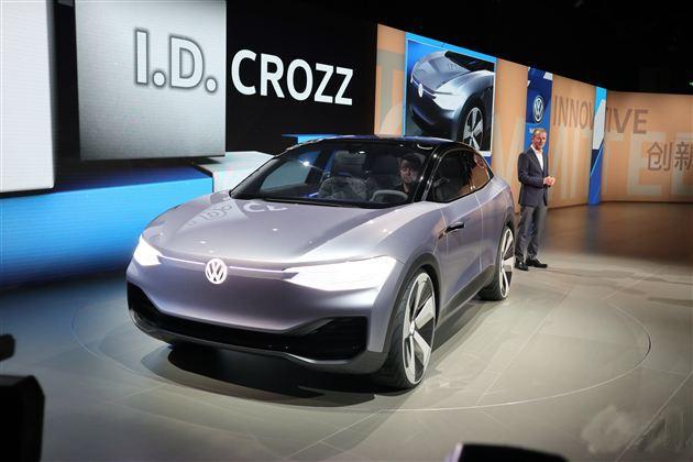 大众将在天津投产新能源汽车电机 有望2018年正式装备